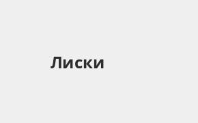 Справочная информация: Банкоматы Банка «Открытие» в Лисках — часы работы и адреса терминалов на карте